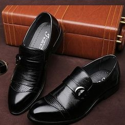 Shoelock - Strapped Dress Shoes