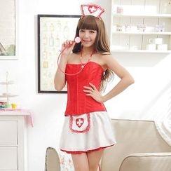 Himini - Nurse Party Costume