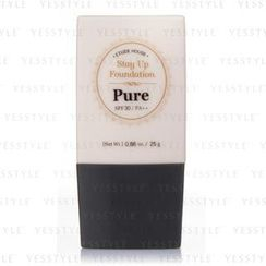 Etude House - Stay Up Foundation SPF 30 PA++ (Pure)