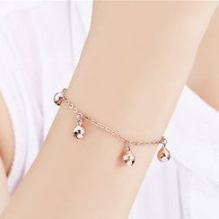 Claudette - Mini Bells Bracelet