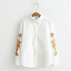 Angel Love - Embroidered Blouse