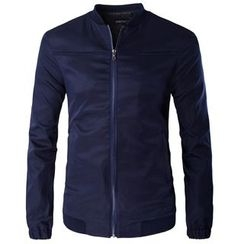 Constein - Plain Zip Jacket