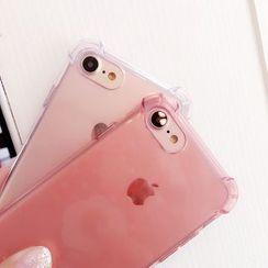 SEGEL - Transparent Case for iPhone 6 / 6 Plus / 7 / 7 Plus