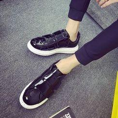HANO - Platform Velcro Sneakers