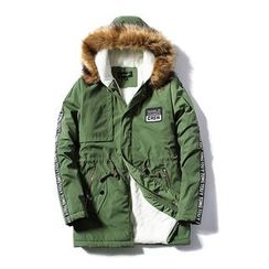 Blueforce - Furry Trim Hooded Parka