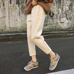 Phyllis - Knit Tapered Pants