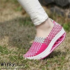 Wifky - Woven Slip-Ons
