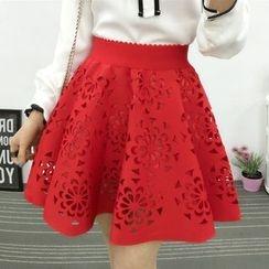 Flore - Cutout Skirt