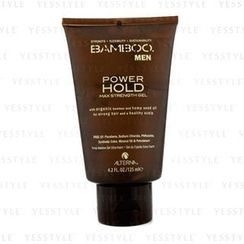 Alterna - Bamboo Men Power Hold Max Strength Gel (For Strong Hair and Healthy Scalp)
