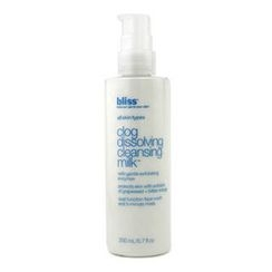 Bliss - Clog Dissolving Cleansing Milk