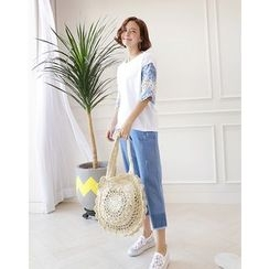 Lemite - Knit Shopper Bag