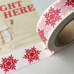 Tapez - Snowflake Decoration Tape