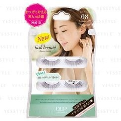 D-up - Eyelashes Lash Beaute (08)