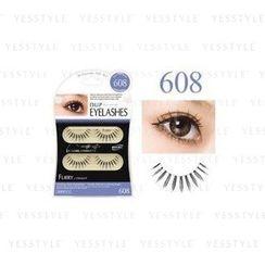 D-up - Furry Eyelashes (#608 Emphasis)