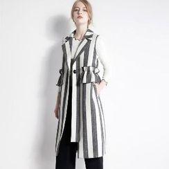Halona - Striped Vest