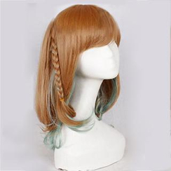 Coshome - Medium Full Wig - Braided