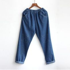 Simplex - Washed Jeans