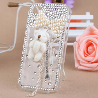 Fit-to-Kill - Little Bear Butterfly iPhone 4/4S Case
