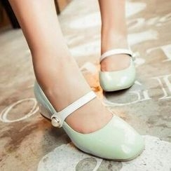 Tomma - Two-Tone Pumps