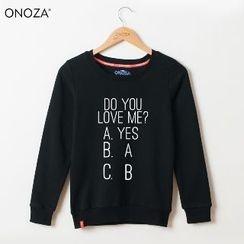 Onoza - 印字卫衣