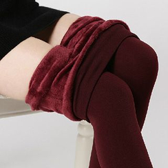 Daisyfield - 毛里内搭裤