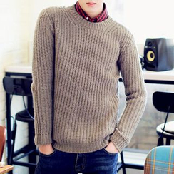 百高 - 纯色毛衣