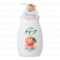 Kracie - Naive Body Wash (Peach)