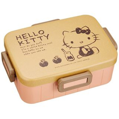 Skater - Hello Kitty 4 Lock Lunch Box