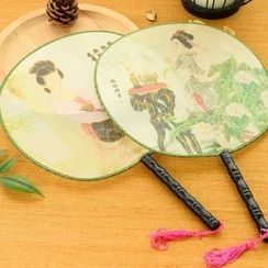 Showroom - Print Hand Fan