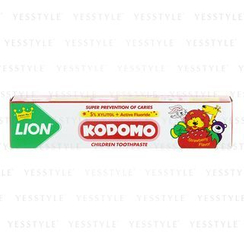 M Lion Toothpaste LION - Kodomo Children