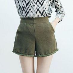 Tokyo Fashion - Fray Shorts