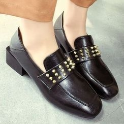 Sidewalk - Studded Loafers