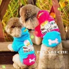 Pet Sweetie - Dog Bone Pattern Top