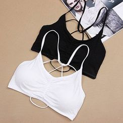 camikiss - Strappy Bra Top