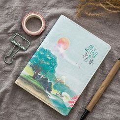 Cute Essentials - Small Printed Notebook