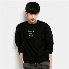 Smallman - Long-Sleeve Print T-Shirt