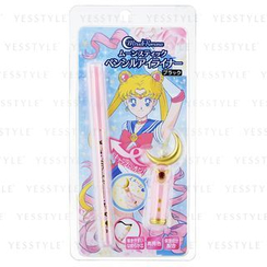 Creer Beaute - Sailor Moon Miracle Romance Moon Stick Pencil Eyeliner (Black) (Limited Edition)