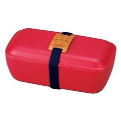 Hakoya - Hakoya American Vintage Dome Lunch Box (Red)