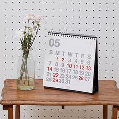 LIFE STORY - DIY 2017 Desk Calendar