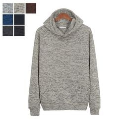 DANGOON - Colored Hooded Pullover