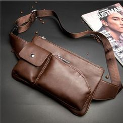 TESU - Faux Leather Waist Bag
