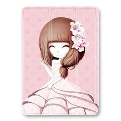 Kindtoy - Girl Print iPad mini 4 Case