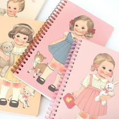 iswas - 'Paper Doll Mate' Series Note Book - (S)