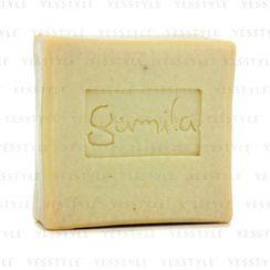 Gamila Secret - 洁肤皂 - 薄荷(混合至油性肌肤)