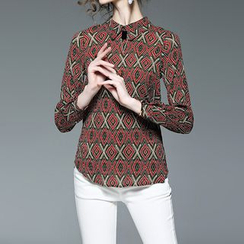 Alaroo - Patterned Blouse
