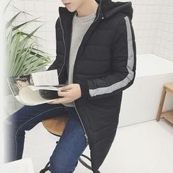 Danjieshi - Hooded Padded Coat