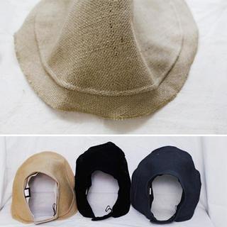 GOROKE - Linen Sun Hat