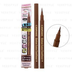 Canmake - Quick Easy Eyeliner (#02 Cherry Brown)