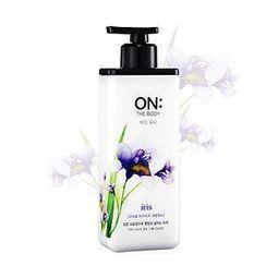 ON: THE BODY - Iris Cream Wash