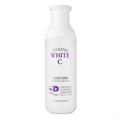 Etude House - Toning White C Clear Toner 180ml